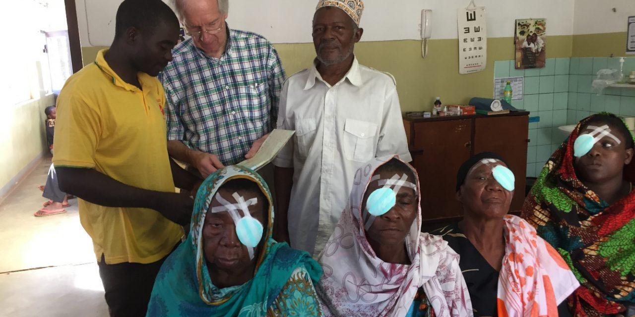 Cataract camp